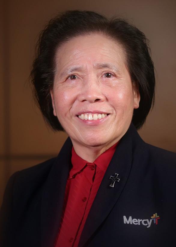 Sister Elizabeth Bui-Thi-Nghia Portrait