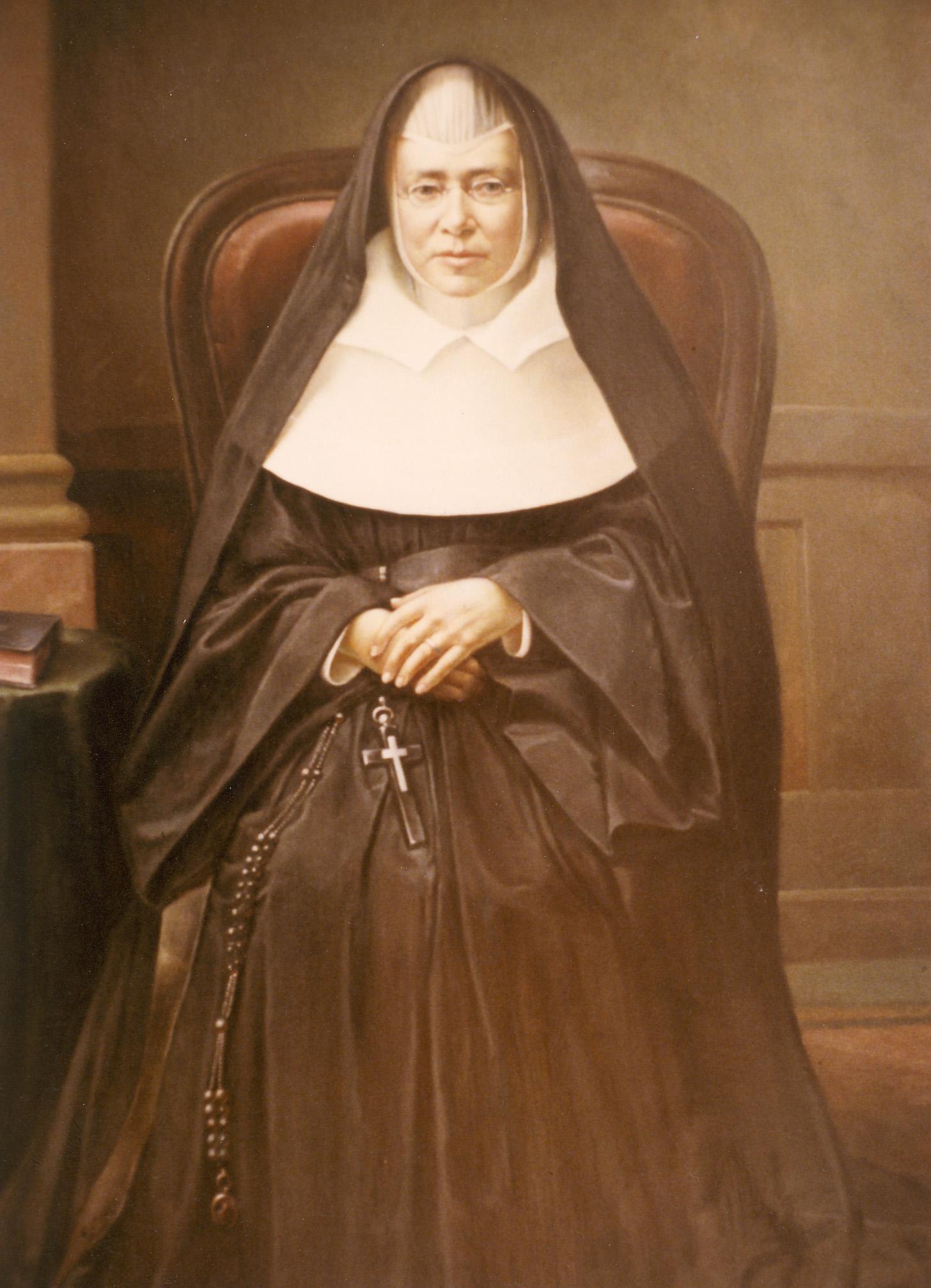 Madre Frances Warde