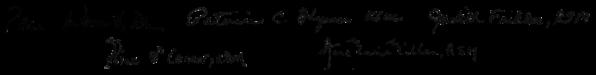 ILT signaturess